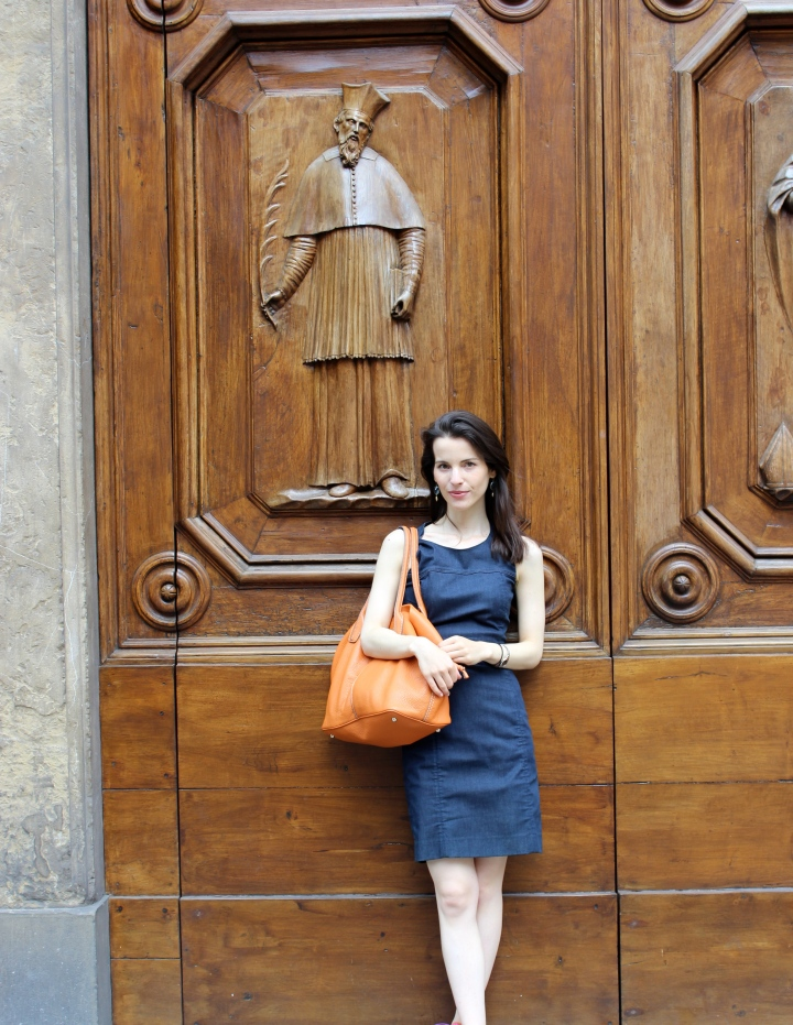 Annalee Archie in Florence