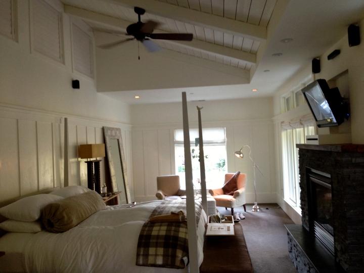 Barn room at The Farmhouse Inn