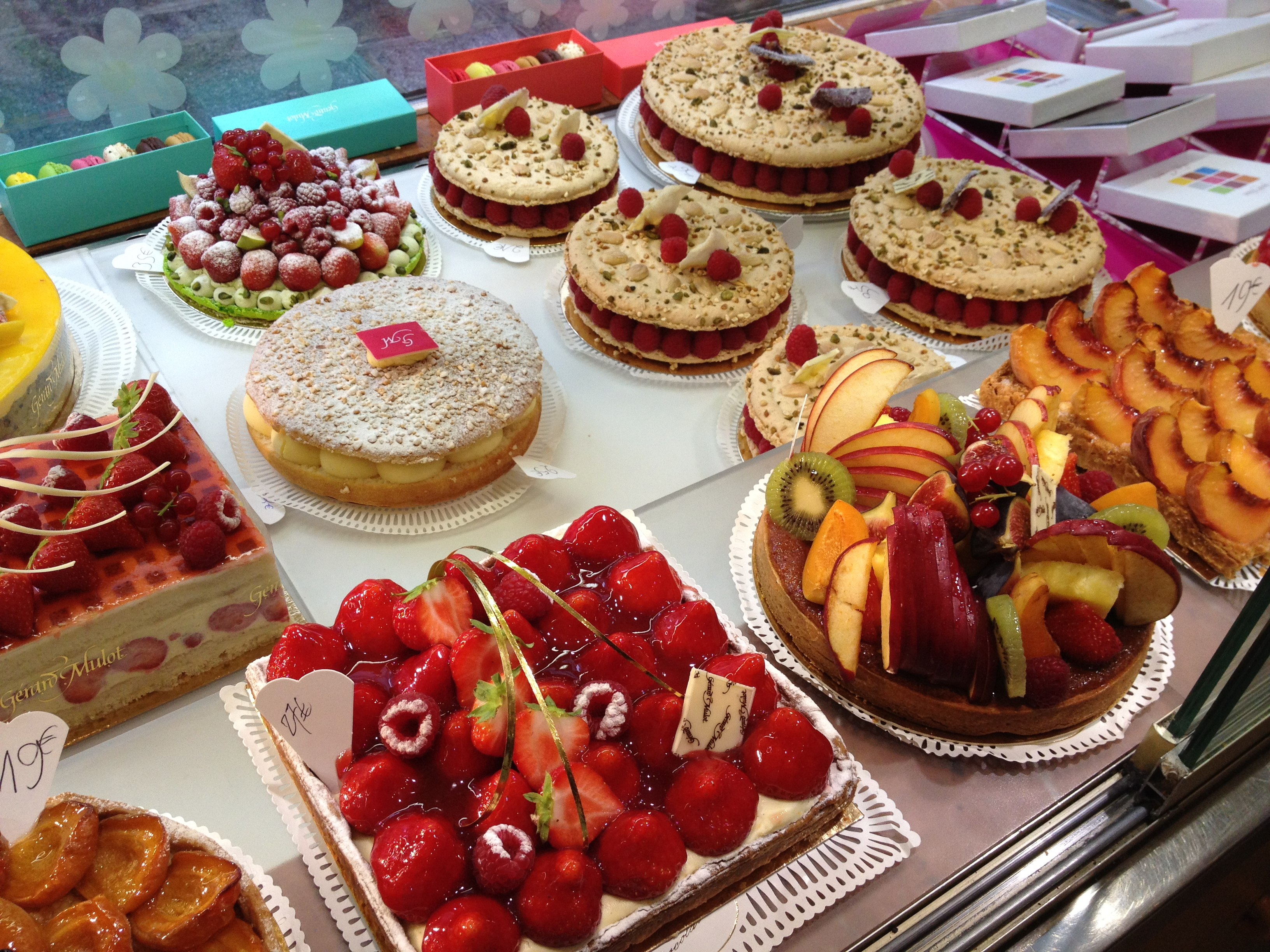 Gérard Mulot: a Parisian Pastry Prince in the heart of Saint