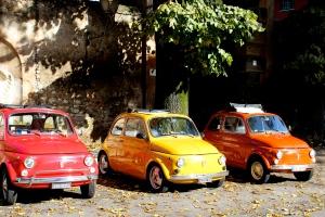 Rome: the amazing technicolor dream city