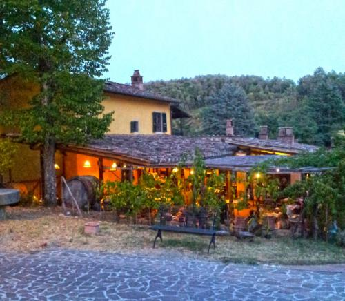 Trattoria di Sor Paolo in San Casciano is as true Tuscan experience.
