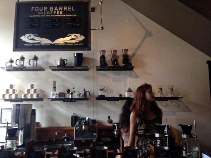 four barrel