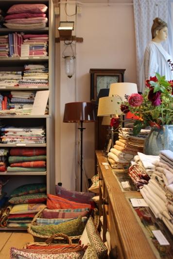 Endless fabrics at Bloom