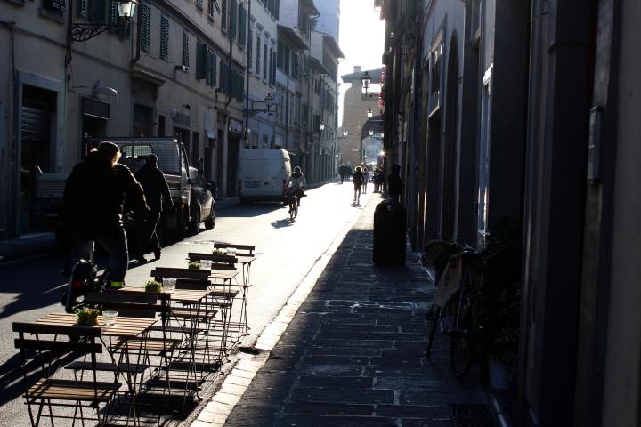 Sant Ambrogio morning