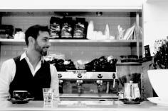 Sunday morning caffe scenes