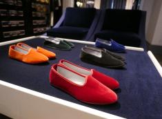 Friulane shoes at Larusmiani