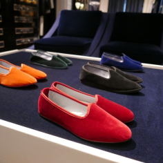 Friulane shoes at Larusmiani