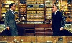 Guglielmo and Mr. Lorenzi. Photo by Wallpaper Magazine