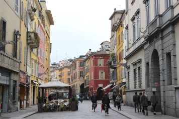 Parma in Emilia Romagna