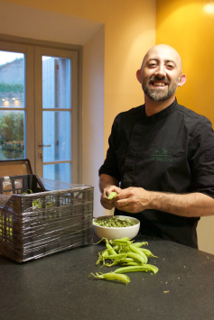 Home-cooked meals at one of Tuscany's most beloved hotels