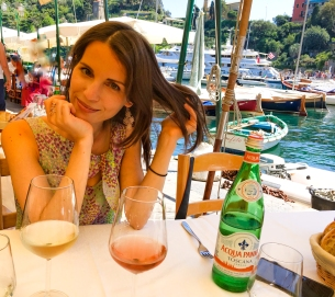 At I Gemelli in Portofino