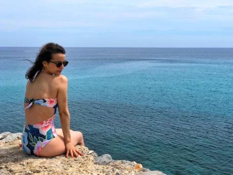 Exploring the beaches of Mallorca
