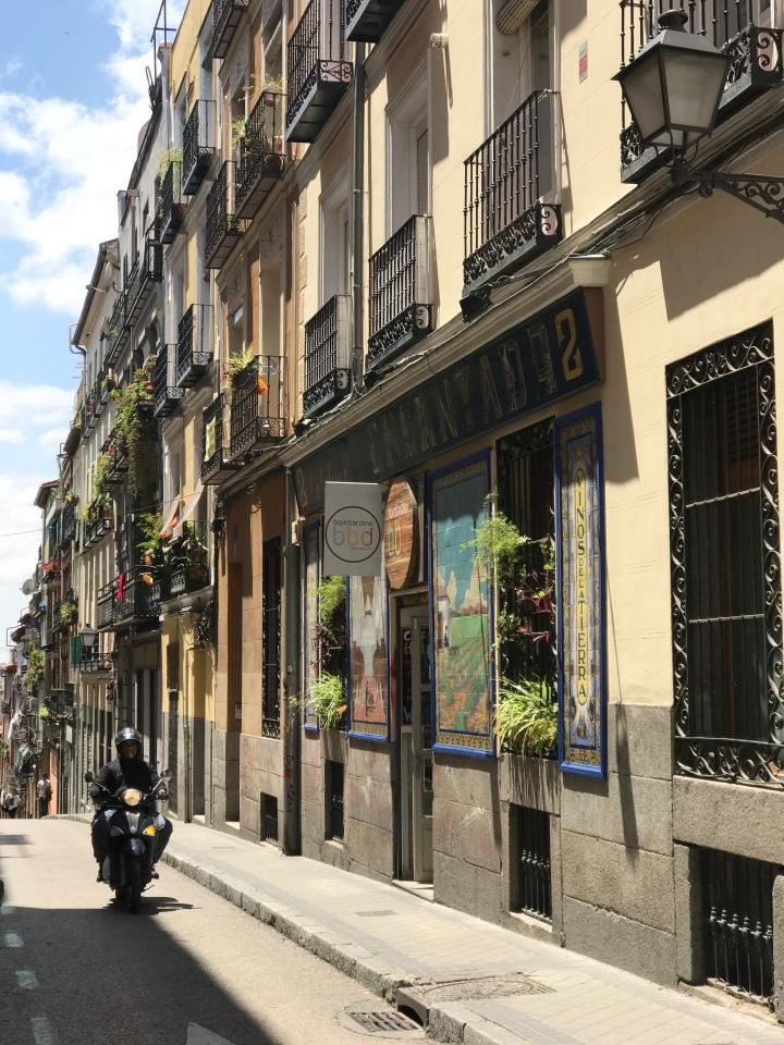 Madrid, Annalee Archie