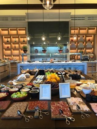 Breakfast at Park Hyatt Mallorca