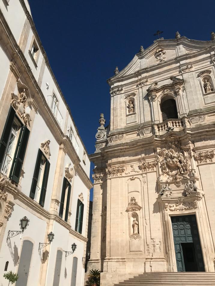 Martina Franca's cathedral