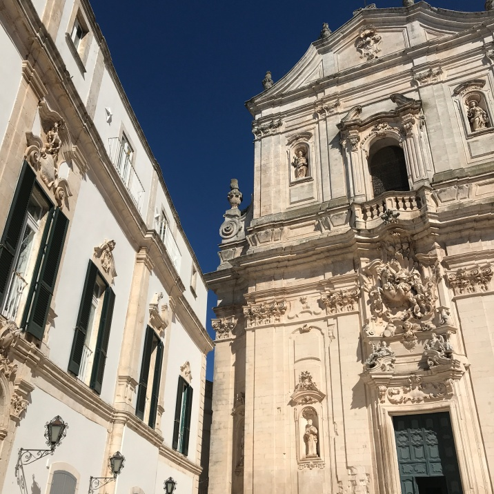 Martina Franca's cathedral