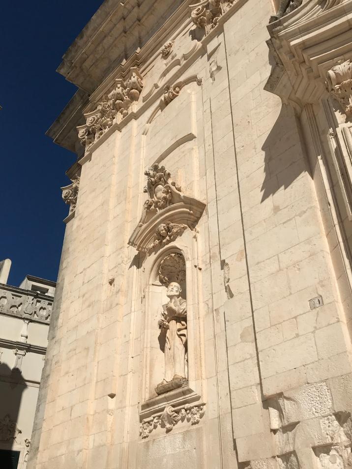 That beautiful Puglia stone