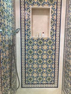 Spanish tiles galore at La Residencia