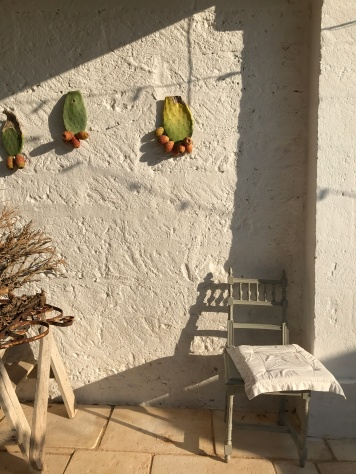 Morning light at Masseria Potenti