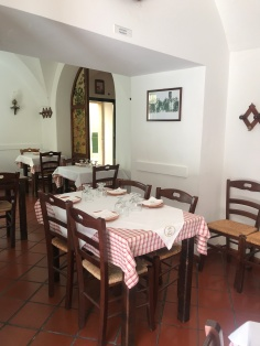 Alle Due Corti, a sweet family-run trattoria
