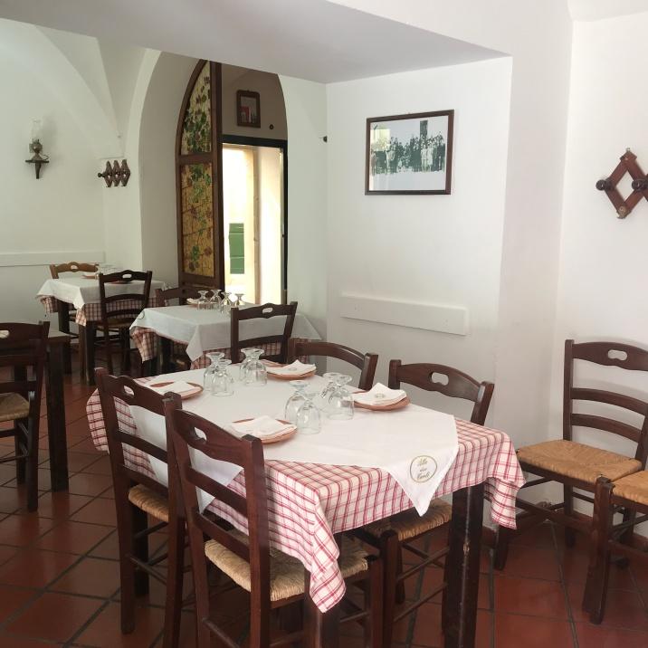 Alle Due Corti, a sweet family-run trattoria