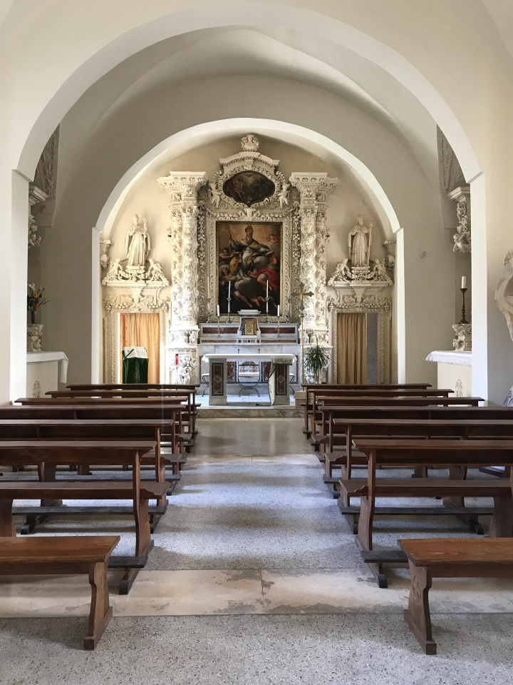 The Chapel, Lecce