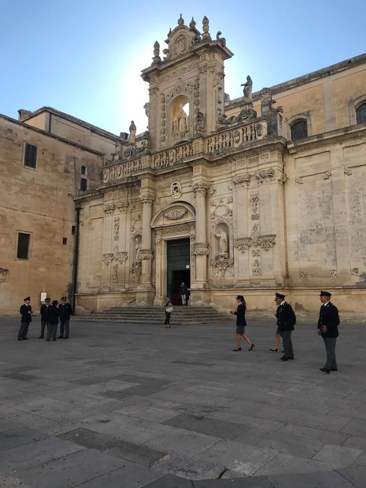 Lecce's Duomo