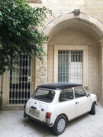Courtyard scenes, Lecce